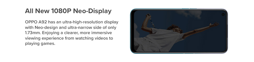 All New 1080P Neo Display