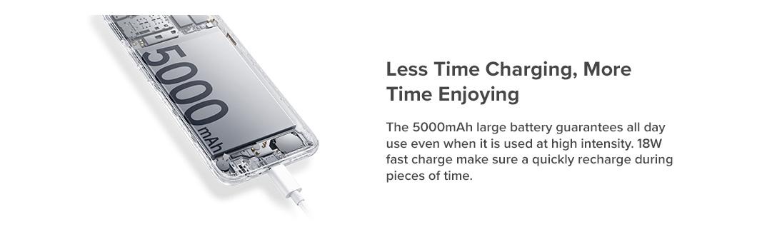Less Time Charging, More Time Enjoying