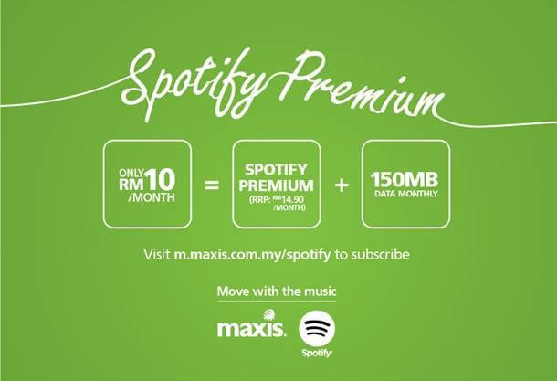 Spotify premium prices