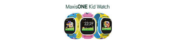 MaxisOneKid Watch