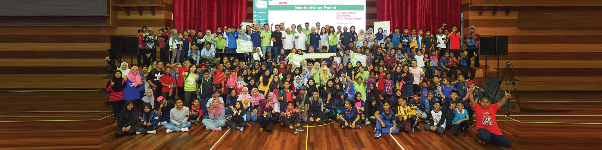 Maxis empowers communities with digital learning through its community outreach programme, eKelas