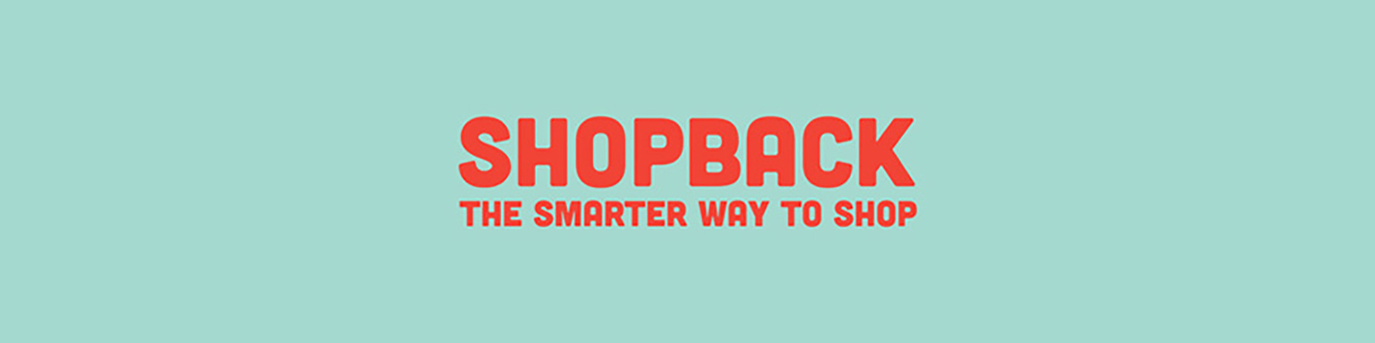 SHOPBACK the smarter way to shop
