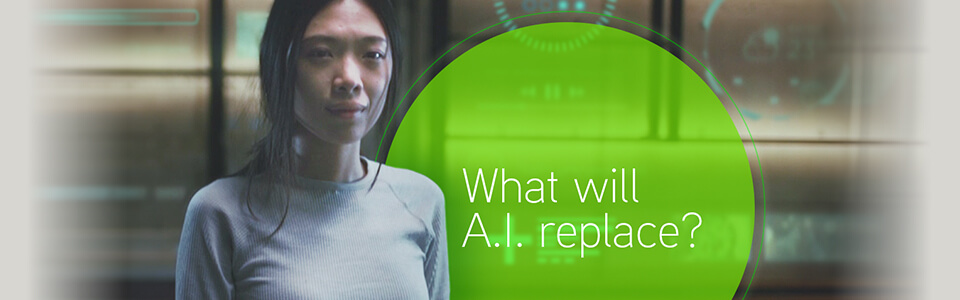 what will a.i. replace