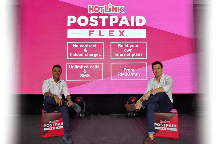 Hotlink Postpaid Flex, A First-Of-Its-Kind Plan That Offers All You