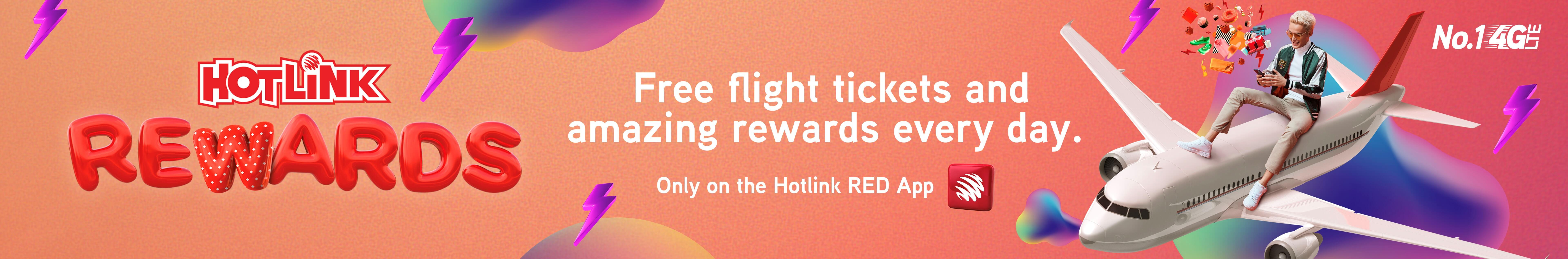 Hotlink rewards