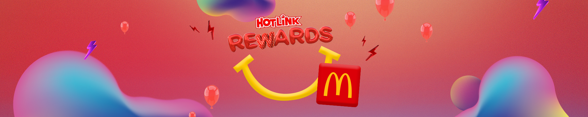 Hotlink partners McDonald's to reward Malaysians who smile