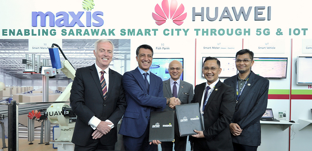 Maxis stamps commitment to Sarawak with smart connectivity solutions, signs MoU with SMA