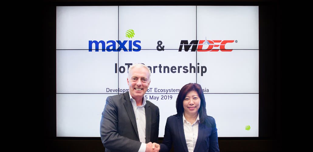 Maxis and MDEC collaborate to promote development of NB-IoT ecosystem, launches first initiative