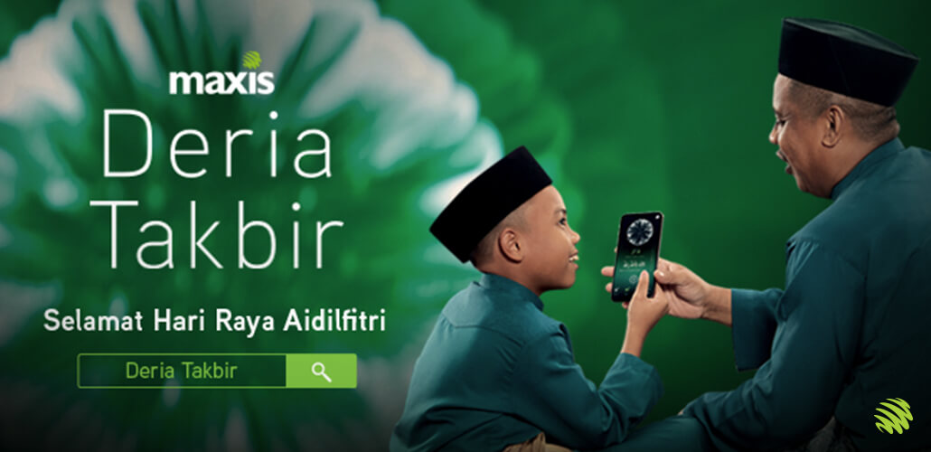 Maxis celebrates Hari Raya with mobile app for the deaf, launching first on iOS