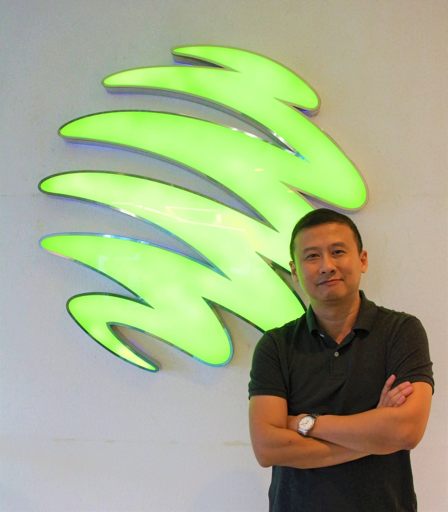 Kevin Lee, Head of SME, Maxis