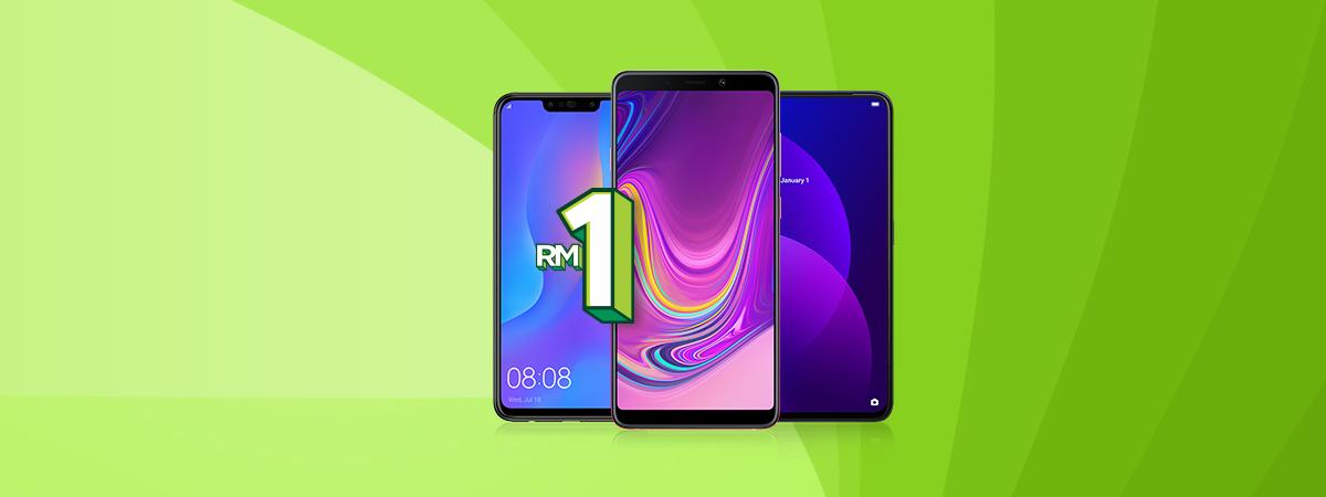 RM1 Deals | Maxis